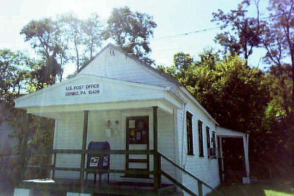 Denbo Pa Post Office 3-1