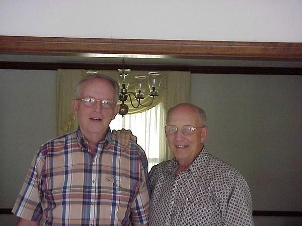 Joe & Dick the Giants