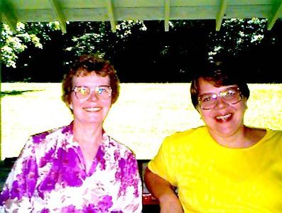 Lynn Demas & Gilda Haddox