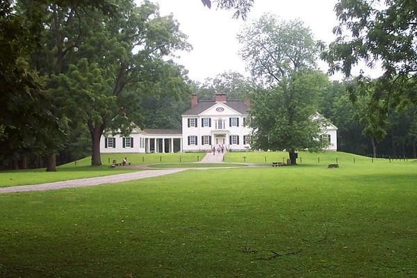 Blennerhassett Mansion
