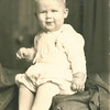 "Paul Eugene Frawert (1927-)  Written in the Rogers Reunion Photo Album Volume III page 57 ""b, Feb 19, 1927 Paul E. Frawert"""
