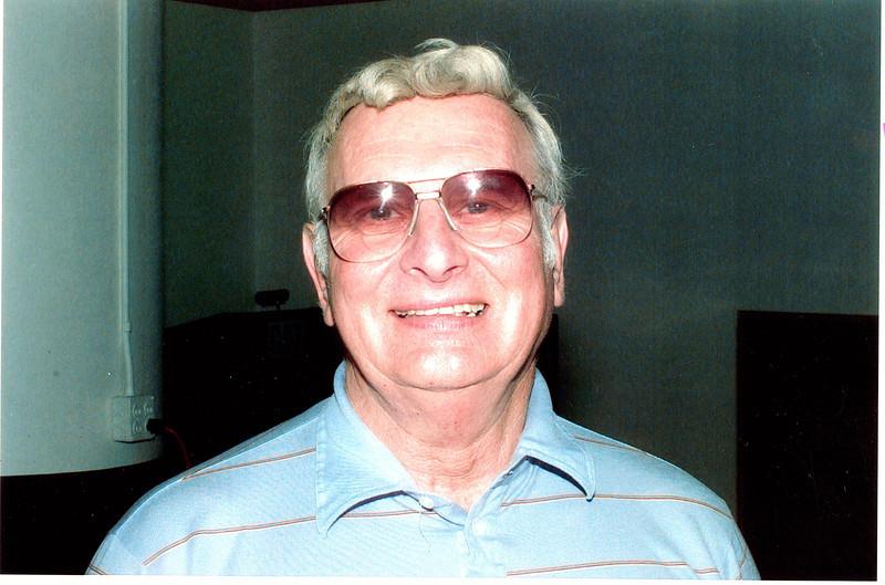 "Robert Edwin Dew (1924-2006) Written in the Rogers Reunion Photo Album Volume III page 116 ""Taken about 1985"""