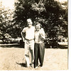 Alvin Glen Dew (1920-2006), Helen Elizabeth (O'Brien) Dew (1924-2000)  Nothing written in the Rogers Reunion Photo Album Volume III page 46.