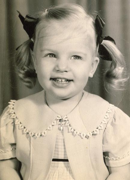 "Catherine Elizabeth Dew (1955 - ) Written in the Rogers Reunion Photo Album Volume III page 114 ""Catherine Elizabeth b. Dec 12, 1953"""