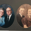 "Frank Alexander Yount (1913-2004), Margaret Louise (Dew) Yount (1916-2003)  Written in the Rogers Reunion Photo Album Volume III page 41 on the card ""Golden Anniversary 1937-1987"""