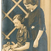 "Glenna Ellen Dew (1900-1997), Alice Martha Dew (1902-1999) Written in the Rogers Reunion Photo Album Volume III page 19 under the photo ""Glenna & Alice Dew ca early 1920s?"""