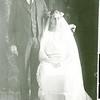 "William Alfred Dew (1969-1965) and Jennie Belle Pittman (1887-1966)   Written in the Rogers Reunion Photo Album Volume III page 108 ""Wedding photo m. Jun 7, 1923"""