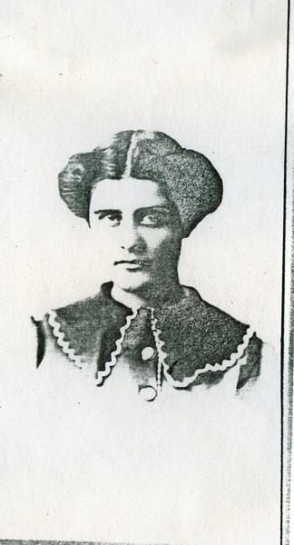 """Mabelle Elizabeth Coursey (1896-1961)   Written in the Rogers Reunion Photo Album Volume III page 34 """"Mabelle Elizabeth Coursey age 16 born 10-28-1896"""""""