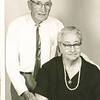 "William Alfred Dew (1969-1965) and Jennie Belle (Pittman) Dew (1887-1966)  Written in the Rogers Reunion Photo Album Volume III page 108 ""1959 90yrs Jennie 72"""