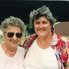 "Dorothy Kathryn (Mathiot) Dew (1925-1996), Sandra Lynn Dew (1952-)	  Written in the Rogers Reunion Photo Album Volume III page 53 ""Bob's wife Dorothy and daughter Sandy Dew 1957 Reunion"""