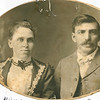 "Minnie Alice (Dew) Good (1867-1958) and Samuel Peter Good (1866-1966)   Written in the Rogers Reunion Photo Album Volume II page 55 near photo ""Minnie and Sam Good"""