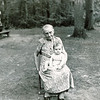 "Minnie Alice (Dew) Good (1867-1958) Eileen Kay Harvey (1948 - )  Written in the Rogers Reunion Photo Album Volume II page 59 near photo ""Minnie at age 82 with Eileen Kay Harvey 1949"""