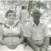 "Ruth Rosannah (Good) Bausman (1900-1973) and Orville Bausman (1907-1991)  Written in the Rogers Reunion Photo Album Volume II page 67 under the photo ""Ruth and Orville - 1956""."
