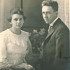 "Ruth Rosannah (Good) Lang (1900-1973) and James Lang (1898 – 1952). Written in the Rogers Reunion Photo Album Volume II page 64 under the photo ""Ruth & Jim.  As part of the pedigree on the page Ruth Rosannah Good married James Lang Sept 11, 1919."""