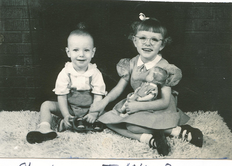"Stephen John Drew (1949 - ) and Judith Ann Drew (1946 -  )  Written in the Rogers Reunion Photo Album Volume II page 69 under the photo ""Stephen b. July 16, 1949 & Judith Drew b. Mar 30, 1946"""
