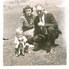 "Richard Paul Meredith (1943 - ), Mary Marquetta (Shutters) Meredith (1912-1991), Paul Glenn Meredith (1907-1980) Written in the Rogers Reunion Photo Album Volume II page 25 with the photograph ""Paul, Mary & son Richard Paul Meredith – 1946"""