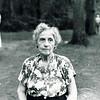 """Flora Permilla (Frantz) Conrad (1867-1961)  Written in the Rogers Reunion Photo Album Volume II page 46 near the photo """"Flora (Frantz) Conrad at the Rogers Reunion Lowell Park – Dixon IL."""""""