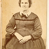 Lavinna Adelaide Rogers (April 11, 1842 - April 15, 1877) daughter of Joseph Rogers and Hannah Clark.  Married James A. Frantz on May 21, 1864.