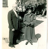 Russell Reitzel Mohn (1877-1969) and his wife Ada Anna Rogers (1876-1954).  Taken in California in the lates 40s or early 50s.