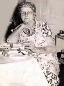 Ida Mae Dickey