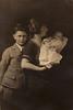 Carl Rothschild, Sadie Miller, Norvin Rothschild<br /> 1925