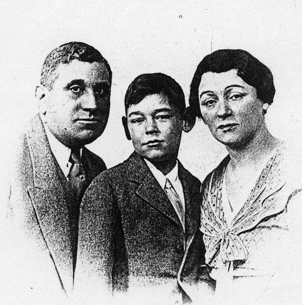 Mervin Rothschild, Norvin Rothschild, Sadie Miller