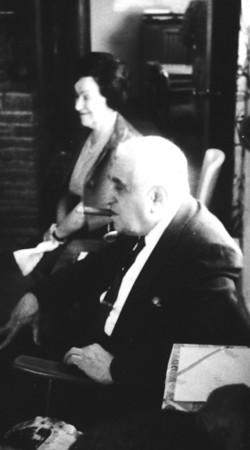 Sadie Miller, Mervin Rothschild