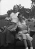 Roscoe Rothschild and Estelle Rosen<br /> <br /> ca 1946