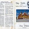 1959, Cathy Askew's Scrap Book, 1959 Corn Palace Program (Outside)