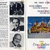 1961, Cathy Askew's Scrap Book, 1961 Corn Palace Program (Outside)