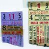 1961, Cathy Askew's Scrap Book, 1961 Corn Palace Week Tickets