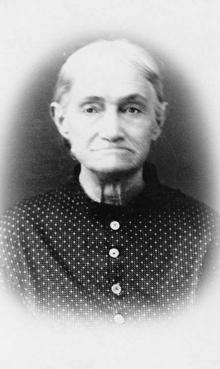 Elizabeth Rhodes.  Mother of Ben Rhodes.  Grandmother of Roy Rhodes.  Great Grandmother of Evelyn, Carl, Donald, Roy, Mary, Harlan, Glen and Charles Rhodes.