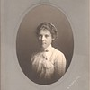 Florence Searle as a young woman, Minneapolis