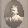 Stewart Searle as a child, Minneapolis