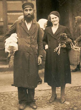 """On the Market"" - Poland about 1939"