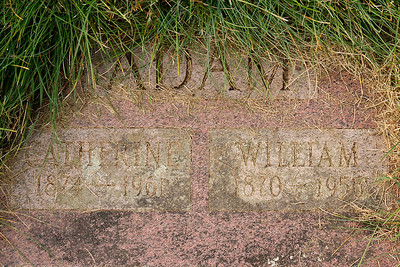 ADAM Catherine 1874 - 1961 William 1870 - 1956
