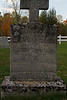 John V. Coburn<br /> 1865 - 1944<br /> Mary A. Quigley<br /> wife of<br /> John Coburn<br /> 1864 - 1942<br /> R.I.P.<br /> COBURN