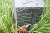 """MUTTER*********VATER<br /> Geb.**************Geb.<br /> Dez. 1820*******16. Juli 1812<br /> Gest.*************Gest.<br /> 22. Apr 1901***29. Juli 1872<br /> Inscription: """"Ruhe in frieden""""<br />      ROSTER"""