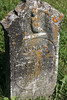 "JOHAN<br /> sohn von<br /> JACOB & KATHARINA<br /> APPEL<br /> gest.<br /> 18. Mai 1868<br /> Inscription ""(unreadable)"""