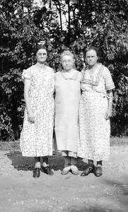 Jersey, Della, Clara Greathouse