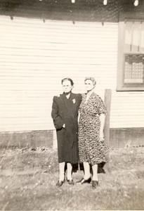 Clara and Jersey Greathouse