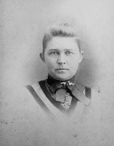 Mary Jane Greathouse. Date unknown.
