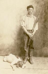 Enoch Majors - youth