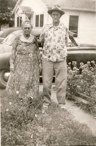 Della Greathouse and husband James Matthews