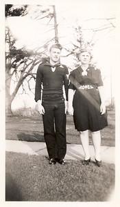 Leroy Majors and Grandma Duckworth