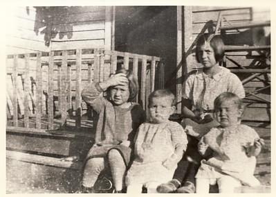 Stein Girls circa 1933