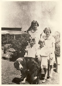 Stein Girls circa 1939