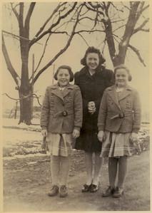 Faye; Pearlie; Fern; Stein; circa; 1940
