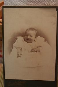 Infant Oscar Stein circa 1901/2