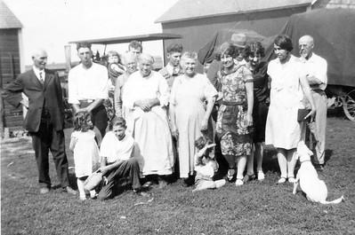 Schmitz/Stein Gathering 1926/27.